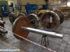 Porte aperte 2011 per i 100 delle OGR di Foligno: assile e ruota. (29/10/2011; foto Davide Porciello / tuttoTreno)