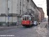 La centenaria vettura 116 della GTT protagonista dei festeggiamenti per i 140 anni di tram a Torino. (29/12/2011; foto Emanuele Bufano / tuttoTreno)