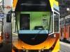 Il frontale rivisitato del 4900, il primo dei tram di questa serie ad essere stato revampizzato. (06/10/2011; foto Marco Stellini / TuttoTreno)