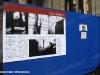 La Mostra allestita a margine del Carro della Memoria, esposto in Piazza del Plebiscito a Napoli. (28/01/2012; foto Antonio Bertagnin / tuttoTreno)