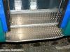 2012.05.21 Venezia: Presentazione restyling carrozze MD a Venezia SL, un gradino rivestito di alluminio mandorlato antiscivolo (Andrea Camatta / tuttoTreno)