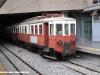 Un particolare del treno storico della Circumvesuviana composto dalle elettromotrici Bd 221 e 222 e dalla rimorchiata B 448 sulle quali è stato allestito il Presepio 2011. (25/12/2011; Antonio Bertagnin / tuttoTreno)