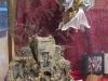 Un particolare del Presepio 2011 allestito a bordo del treno storico della Circumvesuviana composto dalle elettromotrici Bd 221 e 222 e dalla rimorchiata B 448. (25/12/2011; Antonio Bertagnin / tuttoTreno)