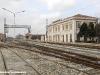 Il fascio binari della stazione di Ferrara Porta Reno l'ultimo giorno di esercizio dell'impianto. (Ferrara, 29/01/2011; foto Marco Bruzzo / tuttoTreno)