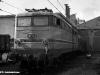 La E 646 028 nel deposito di Genova Brignole. (01/02/1977; fonte ATSP / tuttoTreno)