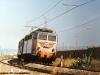La E 646 028 in servizio con la livrea navetta. (Foto Oreste Serrano / tuttoTreno)