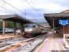 La E 646 028 l'ultimo giorno di servizio commerciale. (Potenza Centrale, 30/06/2009; Casimiro Erario / tuttoTreno)
