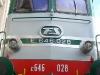 La E 646 028 dopo il restauro. (foto ATSP / tuttoTreno)