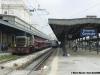 Manovra del treno EN 1135 Vienna - Livorno nella stazione toscana. (Livorno, 31/03/2012; Marco Carrara / tuttoTreno)