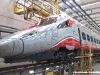 L'ETR 600 002 nella nuova livrea dei Frecciargento. (Roma, 26/10/2011; foto Riccardo Bianchi / tuttoTreno)