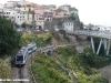 L'autotreno Stadler M4c 504 effettua il treno 912 nel primo giono di servizio commerciale dei nuovi treni. (Catanzaro Pratica, 19/09/2011; Roberto Galati / tuttoTreno)