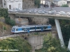 L'autotreno DE M4c 504 effettua il treno 912 da catanzaro Lido a Catanzaro Città. (Catanzaro Pratica, 19/09/2011; Roberto Galati / tuttoTreno)