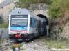 L'autotreno DE M4c 505 effettua il treno 910 Catanzaro Lido-Catanzaro Città. (Catanzaro Pratica, 19/09/2011; Roberto Galati / tuttoTreno)