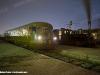 L'ALn 776 1001 e la T3 n°3 del Museo Ferroviario Piemontese nella sede museale di Savigliano. (09/12/2012; foto Michele Cerutti / tuttoTreno)