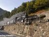 la 740 278 in testa al treno rievocativo per i trent'anni della riapertura della Ventimiglia-Limone. (Piena, 22/11/2009; foto D. Caddeo / tuttoTreno)