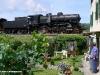 la 741 120 alla testa del treno fotografico effettuato in Garfagnana il 10 maggio 2009. (foto W. Löckel / tuttoTreno)