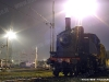 Notturno per la 880 051 al Porte Aperte di Milano Smistamento 2008. (10/10/2008; foto F. Storai)