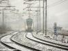 Il Minuetto ME 091 effettua il Regionale 5647 Vicenza-Treviso in arrivo a Treviso Centrale. (17/12/2010; Andrea Camatta / tuttoTreno)