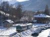 L'ALn 663 1010 effettua il Regionale 4258 Pré Saint Didier-Aosta in arrivo a La Salle. (11/12/2010; © Jacopo Raspanti / tuttoTreno)