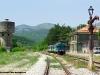 Le ALn 668 1034 e 1006 in sosta a Molina Castelvecchio sulla linea Sulmona-Carpinone. (22/05/2009; foto Ellis Barazzuol / tuttoTreno)