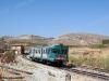 L'ALn 668 1080 effettua il Regionale 8631 Caltanissetta–Licata. (Favarotta, 16/08/2008; foto Pietro Rizzo / tuttoTreno)