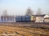 Una doppia di ALn 668 in transito nei pressi di Lomello, sulla linea Pavia–Torreberetti. (19/02/2011; foto Alessandro Destasi / tuttoTreno)