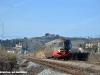 L'ALn 772 3265 in transito a Cambiano durante il trasferimento da Pistoia a siena per l'effettuazione del trenoNatura. (10/03/2012; foto Michele Sacco / TuttoTreno)