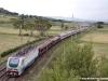 La E 402 179 alla testa dell'EN 1236 Roma Tiburtina–Wien Maidling, in transito a Collevecchio. (21/05/2011; Jacopo Raspanti / tuttoTreno)