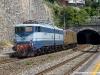 Trasferimento delle E 646 085 ed E 645 023 da Savona Parco Doria a Santo Stefano di Magra. (Zoagli, 24/05/2011; Jacopo Raspanti / tuttoTreno)