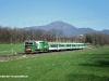 LeNord-DE 520 04 con un treno riservato DGEG presso Borgonato sulla linea Brescia-Iseo-Edolo. (28/03/2010; foto Ellis Barazzuol / tuttoTreno)