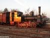 La T3 n°3 del Museo Ferroviario Piemontese a San Benedetto Po, sulla linea Suzzara-Ferrara. (08/12/2007; © Gabriele Savi / tuttoTreno)