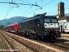 La E 189 994 NC della MRCE Dispolok in carico a Nord Cargo con il treno Railjet giunto a Bolzano per la presentazione alle autorità locali. (07/05/2009; foto Marco Bruzzo / tuttoTreno)