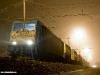 La E 483 004 di RTC alla testa di un treno effettuato da ISC in partenza da Bologna Interporto per Nola Interporto. (01/12/2010; foto Davide Porciello / tuttoTreno)