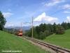 L'elettromotrice 12 della SAD in servizio sulla ferrovia del Renon. (17/08/2008; Alessio Centurelli / tuttoTreno)