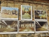 Torino 22/01/2010: mostra fotografica sulle Officine Grandi Riparazioni di Torino delle Ferrovie dello Stato; le officine oggi viste dall'obbiettivo di Sante Prevarin. (© Marco Bruzzo)
