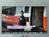 """I monitor di Roma Termini con la pubblicità dell'iniziativa """"Frecciarosa"""", promossa da Trenitalia nell'ambito delle iniziative per il mese della salute della donna. (30/09/2010; foto Stefano Patelli/ tuttoTreno)"""
