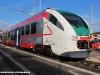"""L'ETR S03/05 """"Lupetto"""" delal ferrovia Sangritana in esposizione ad Avezzano. (26/06/2009; foto Antonio Bertagnin / tuttoTreno)"""