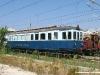 la Elettromotrice A 52 della Ferrovia del gargano in deposito a San Severo. (29/08/2009; foto Paolo Bartolomei / tuttoTreno)