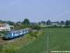 Un complesso di ALe 582 effettua il Regionale 5102 Mantova-Codogno nei pressi di quest'ultima località. (04/09/2010; foto Alessandro Destasi / tuttoTreno)