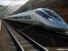 Il rendering del treno AV Zefiro300 con cui AnsaldoBreda/Bombardier hanno vinto la gara peri 50 treni AV da 360 km/h di Trenitalia. (foto Bombardier / tuttoTreno)