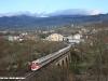 Un ETR 450 effettua l'IC 700 Taranto–Roma. (Baragiano, 26/12/2010; foto Luca Orga / tuttoTreno)
