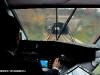 vista della Direttissima Firenze-Bologna dalla cabina di un ETR 500, negli ultimi giorni di servizio di questi treni prima dell'attivazione della nuova linea SAV/AC. (24/11/2004; foto Gianfranco Berto / tuttoTreno)