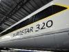 Il trasferimento del mock-up del Velaro e320 che Siemens realizzerà per Eurostar Ltd. (Londra, 06/10/2010; foto © DNA / Pininfarina / tuttoTreno)