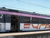 Una delle carrozze FYRA utilizzate con le 186 TRAXX di Alpha Trains, utilizzate per i treni FYRA tra Amsterdam e Rotterdam. (Amsterdam, 23/04/2010; Maurizio Fantini / tuttoTreno)