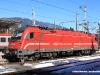 La Taurus 541 110 delle Ferrovie Slovene SZ in sosta nella stazione austriaca di Villach. (27/02/2010; foto Helmut Petrovitsch / tuttoTreno)