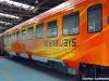 Una delle foto per i treni di Arena Ways in corso di realizzazione nelle officine Astra wagonka in Romania. (Luglio 2010; foto Arena Ways / tuttoTreno)
