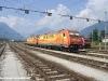 Le E 483 019 e 020 di Arena Ways in sosta a Domodossola. (27/06/2010; ; foto Paolo Di Lorenzo / tuttoTreno)
