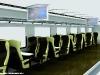 Il rendering della carrozza di seconda classe dei treni Arena Ways. (15/07/2010; foto Arena Ways / tuttoTreno)