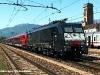 la E 189 994 MRCE Dispolok in carico a NordCargo in testa al treno Railjet ÖBB/DB, in sposizione a Bolzano il 7 maggio 2009. (Foto M. Bruzzo / tuttoTreno)