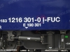 La marcatura della E 190 301 della FUC. (25/01/2011; foto Enrico Ceron / tuttoTreno)